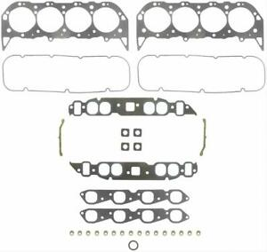 Fel pro Gaskets Head Set Marine Chevy 454 Gen Vi Except Efi Or H o Set