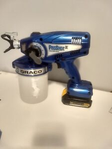 Graco Proshot And Truecoat Battery Adapter For Dewalt 20 Volt