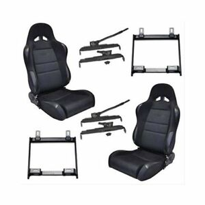 Summit Racing Seat And Seat Bracket Pro Pack 27 0013