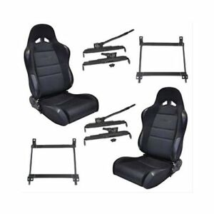 Summit Racing Seat And Seat Bracket Pro Pack 27 0023