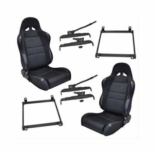 Summit Racing Seat And Seat Bracket Pro Pack 27 0015