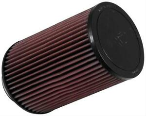 K N Air Filter Filtercharger Conical Cotton Gauze Red 4 Dia Inlet Ea Ru 5045
