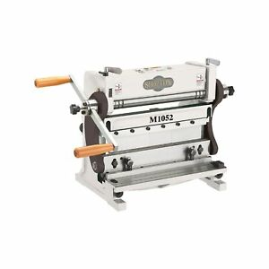 Shop Fox 12in 3 in 1 Sheet Metal Machine m1052