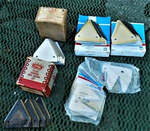 Lot 38 Tractor Serrated Knife Blades Sections Nos Ford Sickle Sections