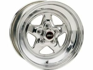 Weld Racing Prostar Polished Wheel 15 X15 5x4 5 Bc Set Of 4