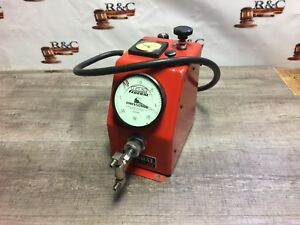 Nice Federal Dimensionair 00005 Air Gage Bore Gage No D 2500