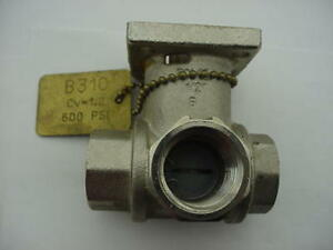 Belimo B310 Actuator Valve 3 way 1 2 Npt Dn15 Ships Same Day Of Purchase