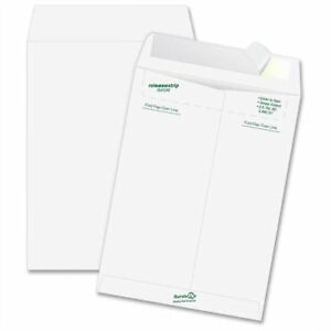 Quality Park Open end Envelope Catalog 13 1 2 10 X 13 14 Lb r1580