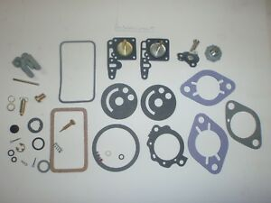 Carburetor Kit 1954 1967 Ford 144 170 223 Ci 6 cyl With Holley 1904