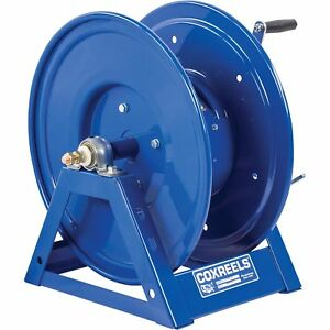 Coxreels Challenger Hand Crank Welding Cable Reel 300ft