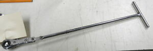 Snap on T handle Ratchet Wrench 7 16 Rtb14 5120 01 367 3404
