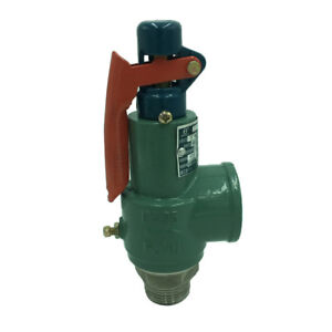 Automatic Air Compressor Safety Relief Pressure Valve For Gas Tank Dn25