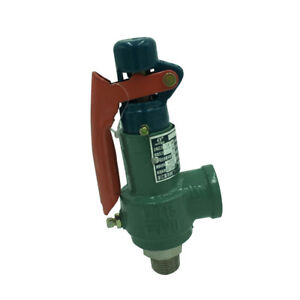 Automatic Air Compressor Safety Relief Pressure Valve For Gas Tank Dn15