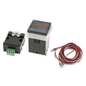 Thermostat Temperature Humidity Controller Lcd Display Sensor