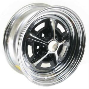 Wheel Vintiques 54 Series Magnum 500 Chrome Wheel 15 x6 5x4 5 Bc Set Of 2