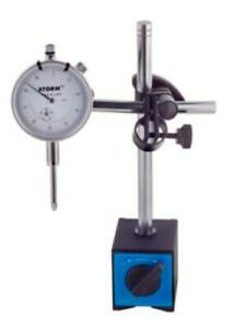 Central Tools 3d104 Indicator Set With On off Magnet