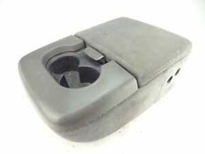 Ford F150 F 150 1997 2003 Center Console Dual Cup Holder Armrest Arm Rest
