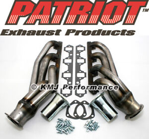 Patriot H8433 64 73 Ford Mustang 302 Mach 1 Gt 350 Cougar Xr 7 Clippster Headers
