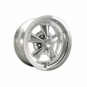 Cragar S S 1 Piece Aluminum Polished Wheel 15 X8 5x4 5 Bc