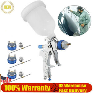1 year Warranty Aluminum Alloy Air Spray Gun For Domestic And Industrial Primer