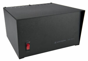 Astron Rs 20a 20 Amp Linear Power Supply 16 Amp Continuous 20 Amp Ics 13 8