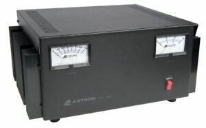 Astron Rs 70m 70 Amp Regulated Dc Power Supply With Meters