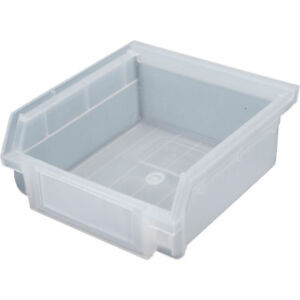 Triton Products Plastic Hanging Bins 30 Pk Clear