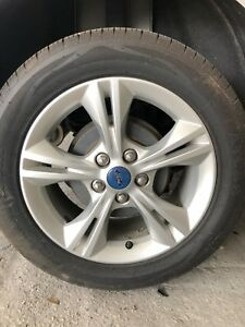 16 Replacement Rim For 2013 Ford Focus Se Hatchback