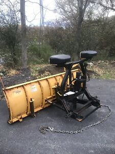7 1 2 Fisher Rd Series Snow Plow
