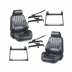 Summit Racing Seat And Seat Bracket Pro Pack 27 0004