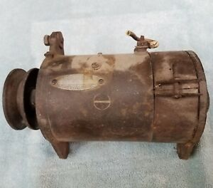 Generator For Allis chalmers Ac C Wd Wd45 Non working For Parts Or Repair