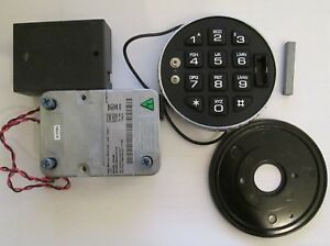 Lagard 39e 6040m Deadbolt Electronic Safe Lock Kit