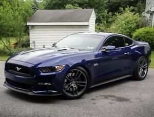 20 Wheels Fit 2015 2018 Ford Mustang Gt 350 Shelby Concave Mrr M600 Rims Set