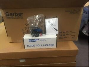 Gerber Gsx Plus Plotter brand New In The Original Box Never Been Used