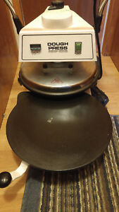 Pizza Equipment Dough Pro Pizza Press Dp1100 Good Condition Free Shipping Usa
