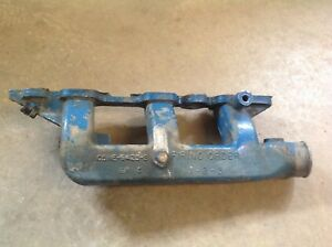 Used Ford Tractor Intake Manifold 3 Cylinder C5ne9425 s