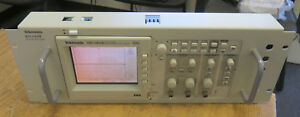 Tektronix Tds1001b 2 channel Storage Oscilloscope Rm2000b Rackmount