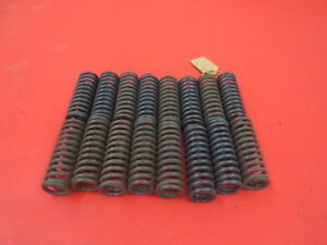 Nos 1937 40 Ford 60hp Flathead Valve Springs Set 52 6513 1938 1939 1940 E 2 5