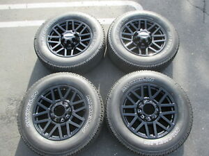 2019 Ford F250 F350 Factory 20 Wheels Tires Oem Rims Michelin At2 10104 Black
