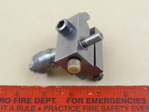 Nice Micrometer Carriage Stop For South Bend 9 10k Lathe