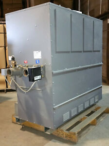 New Laars Industrial Propane Water Heater automatic Circulating 1010mbtu Maine