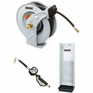 Roughneck Oil Hose Reel Kit 1 500 Psi