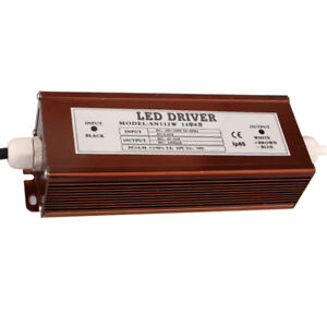112watt 2400ma Constant Current Power Led Driver Transformer Ac85 265v