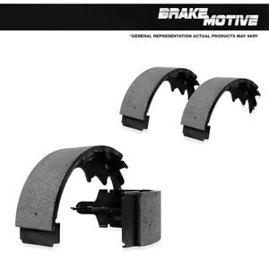 Rear Brake Shoes For 2000 2011 Ford Focus