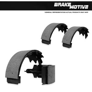 Rear Brake Shoes For 2000 2004 2005 2006 2007 2008 2009 2010 2011 Ford Focus