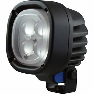 K M Bluepoint Safety Warning Light 4 Leds 248 Lumens