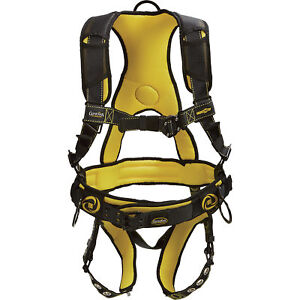 Guardian Fall Protection Cyclone Construction Harness Xl
