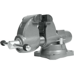 Wilton 28826 C 1 Combo Pipe Bench 4 1 2 In Vise W Swivel Base New