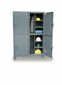 Strong Hold Products 2 Tier 2 Wide Employee Lockers