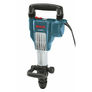 Bosch 15 A Sds max Inline Demolition Hammer Dh1020vc Reconditioned